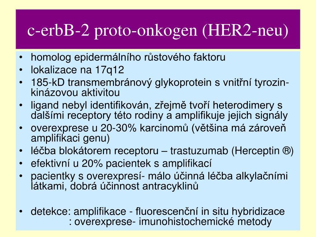 c-erbB-2 proto-onkogen (HER2-neu)