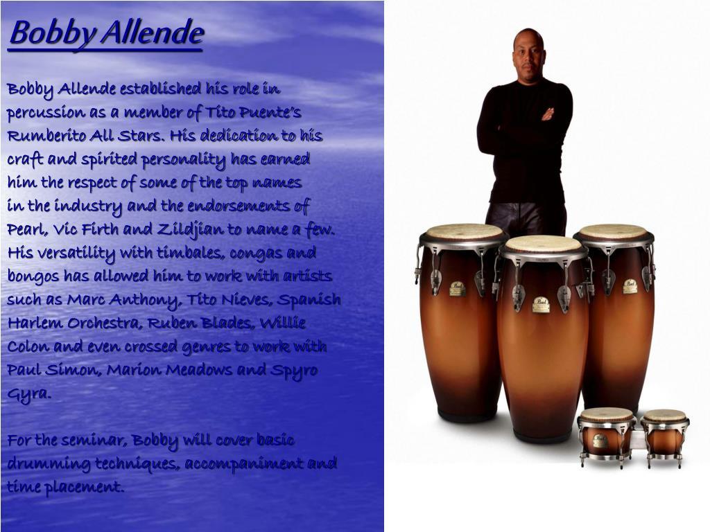 Bobby Allende