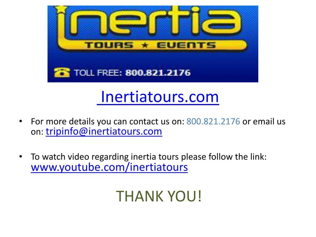 Inertiatours.com