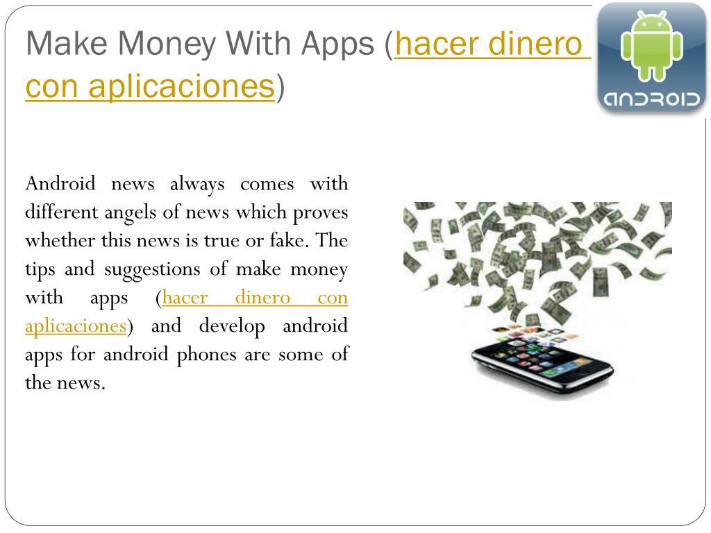 Make Money With