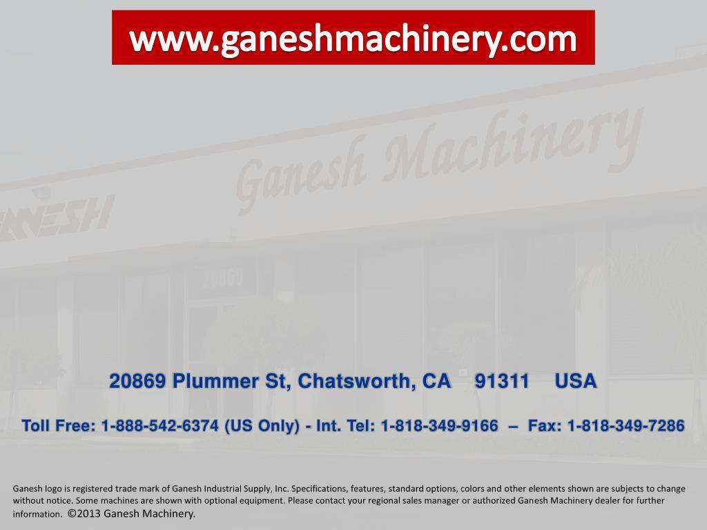 www.ganeshmachinery.com