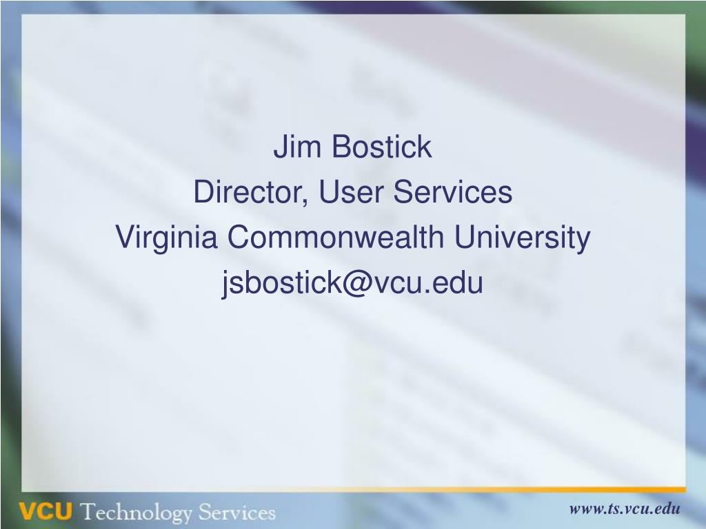 Jim Bostick