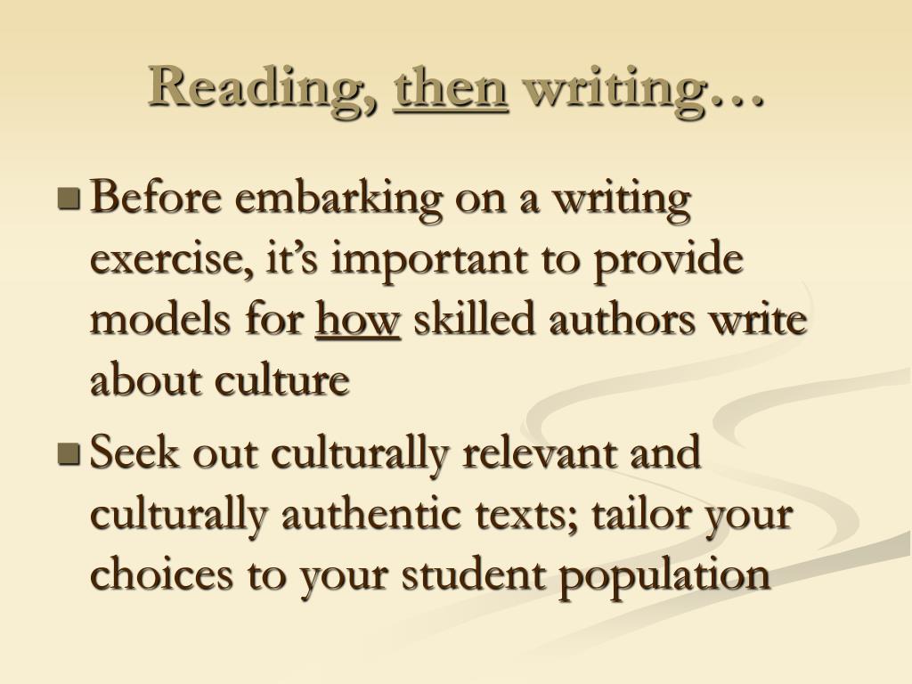 Reading,