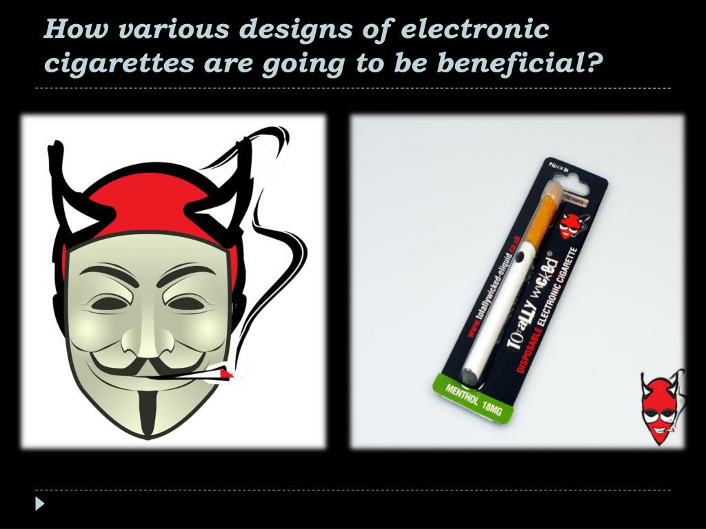 How various designs of electronic cigarettes are going to be beneficial?