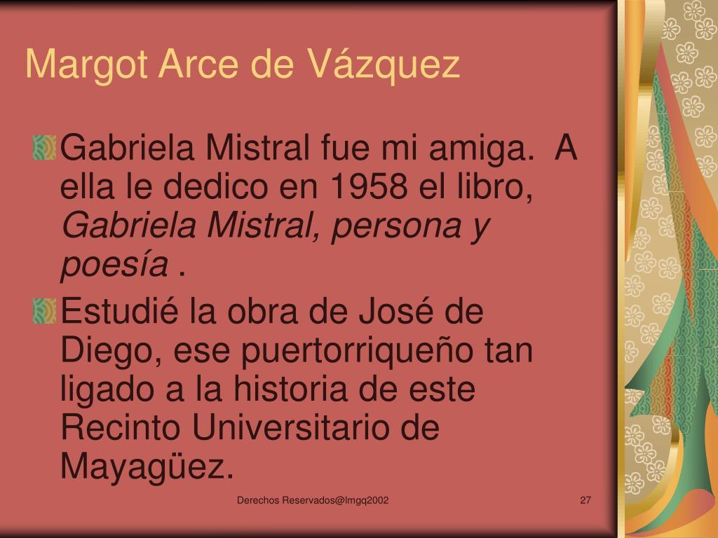 Margot Arce de Vázquez