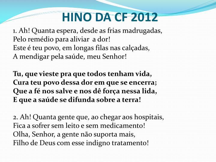 HINO DA CF 2012