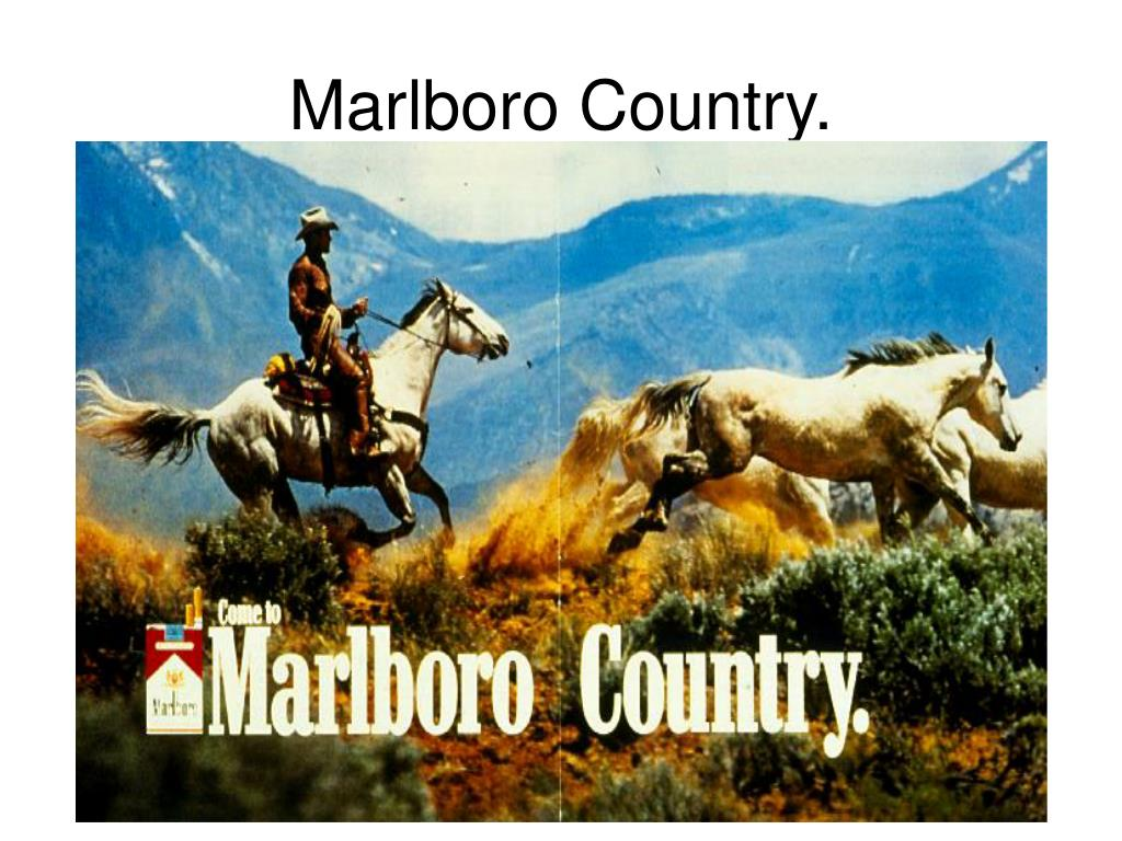 Marlboro Country.