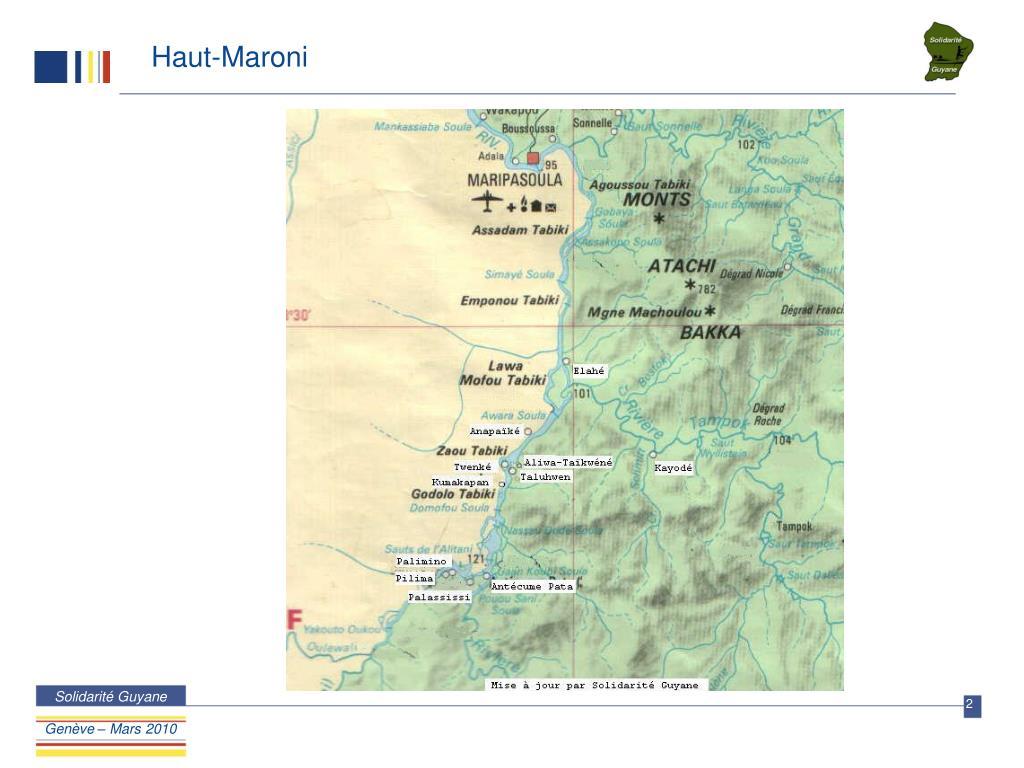 Haut-Maroni