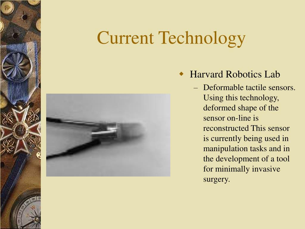 Current Technology