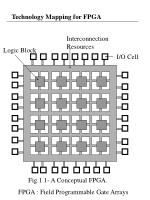 technology mapping for fpga16