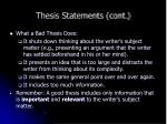 thesis statements cont5