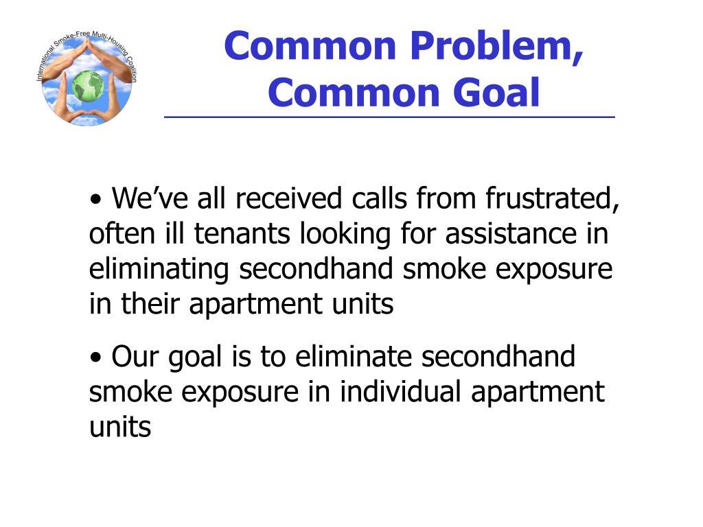 Common Problem,