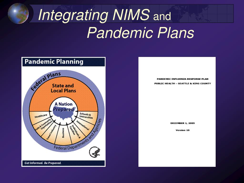 Integrating NIMS