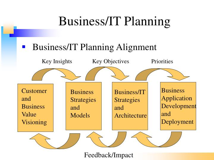 Business/IT Planning