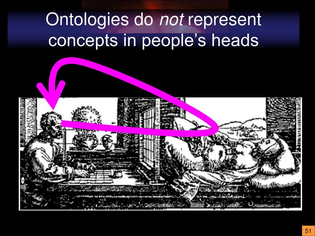 Ontologies do