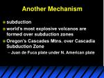 another mechanism