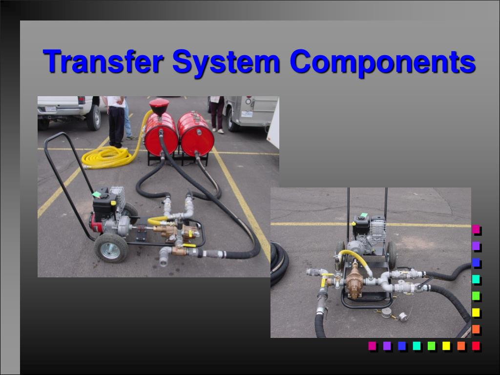 Transfer System Components