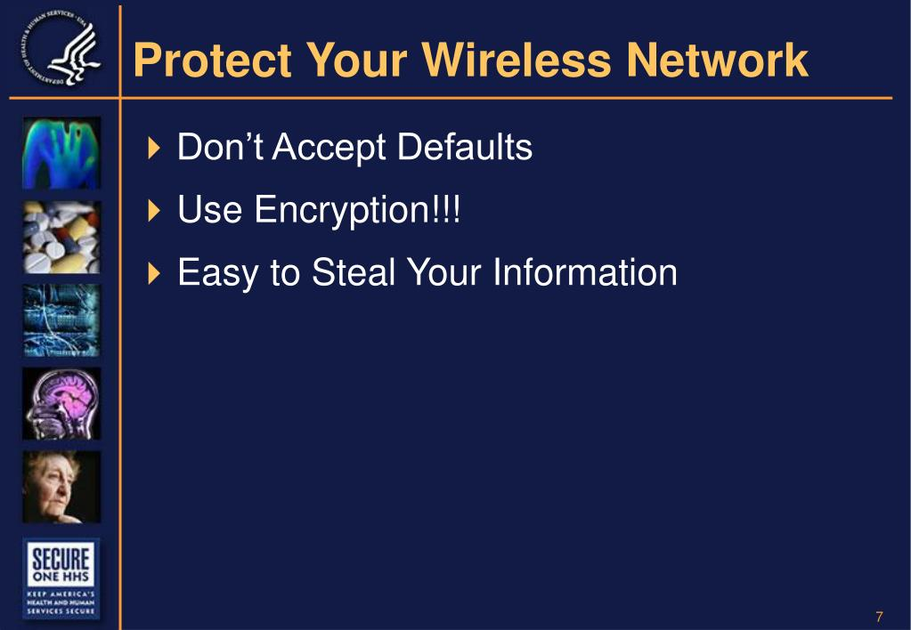 Protect Your Wireless Network