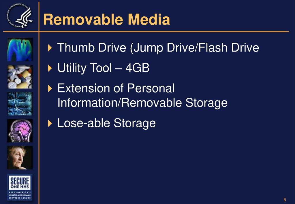 Removable Media