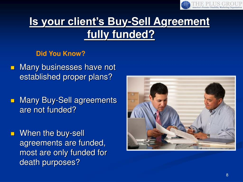 Is your client's Buy-Sell Agreement