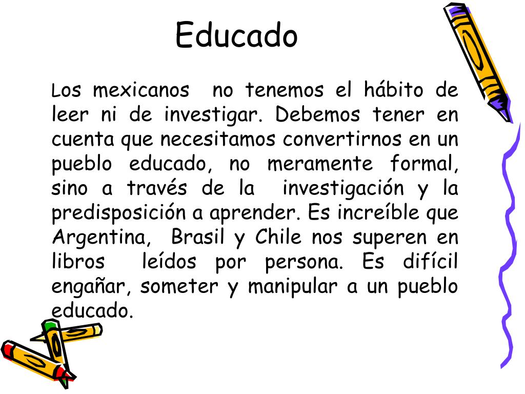 Educado