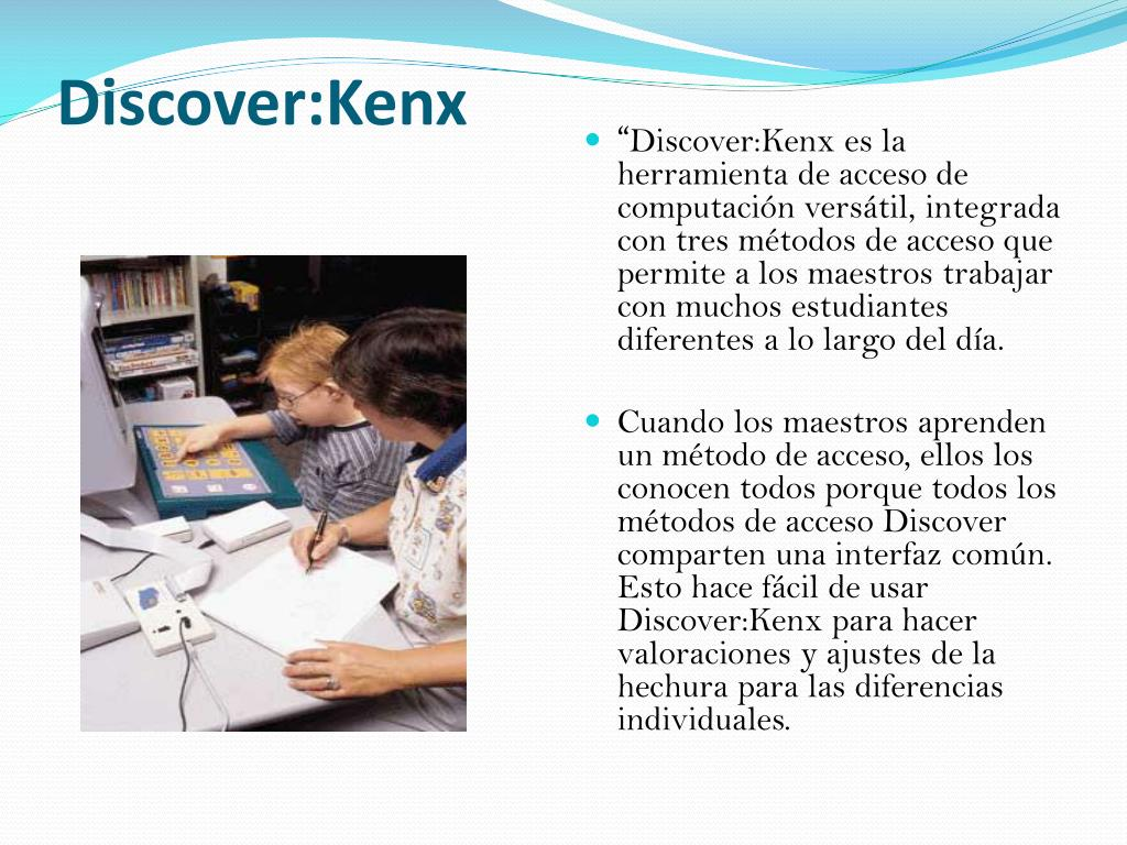 Discover:Kenx