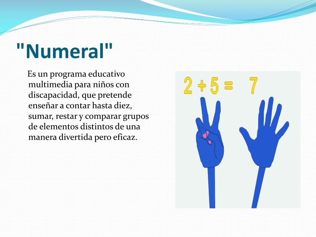 """""""Numeral"""""""