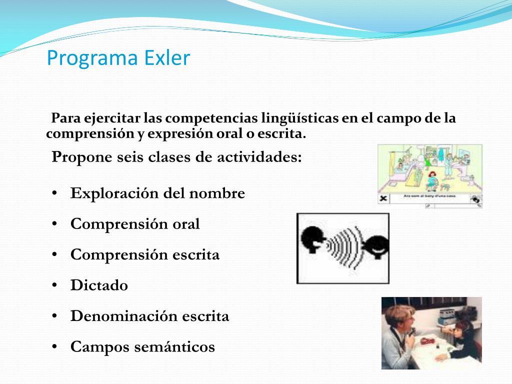 Programa Exler