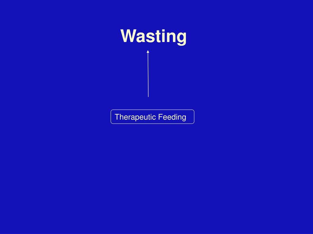 Wasting