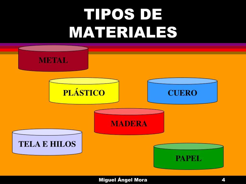 TIPOS DE