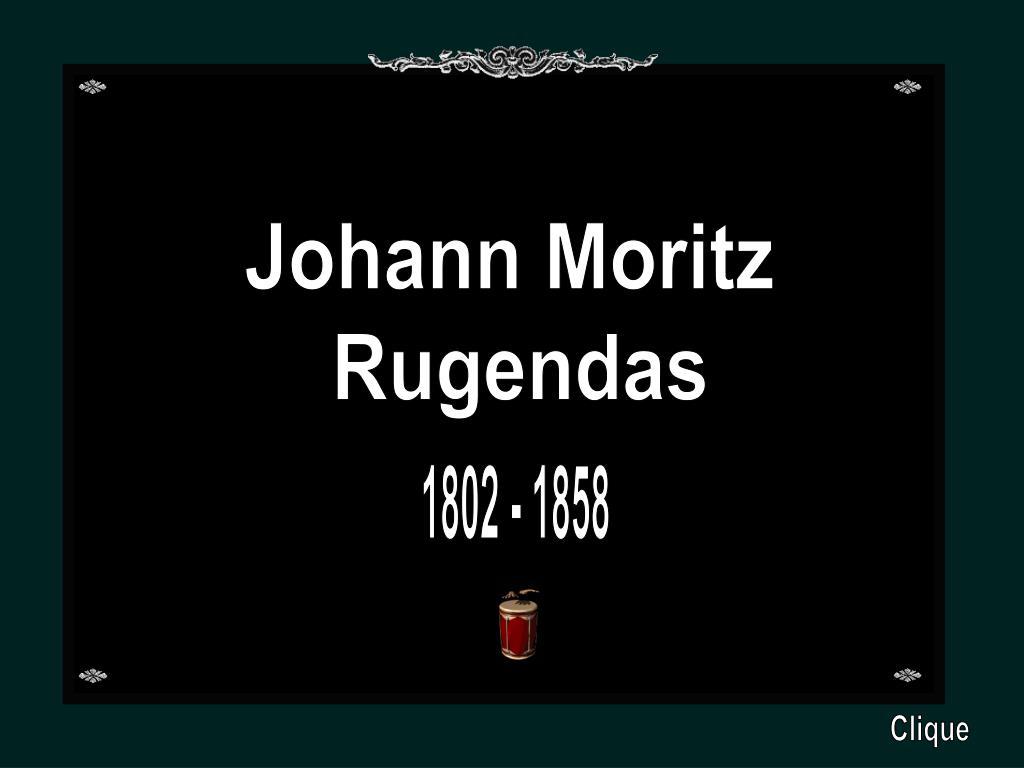 Johann Moritz