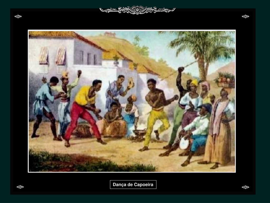 Dança de Capoeira