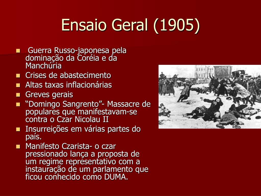 Ensaio Geral (1905)