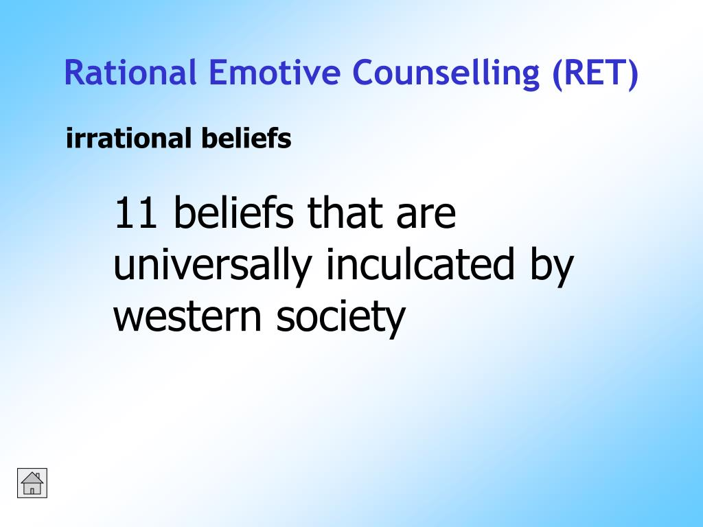 11 beliefs that are universally inculcated by western society