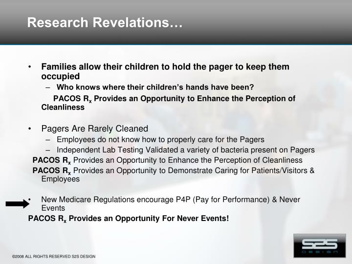 Research revelations3