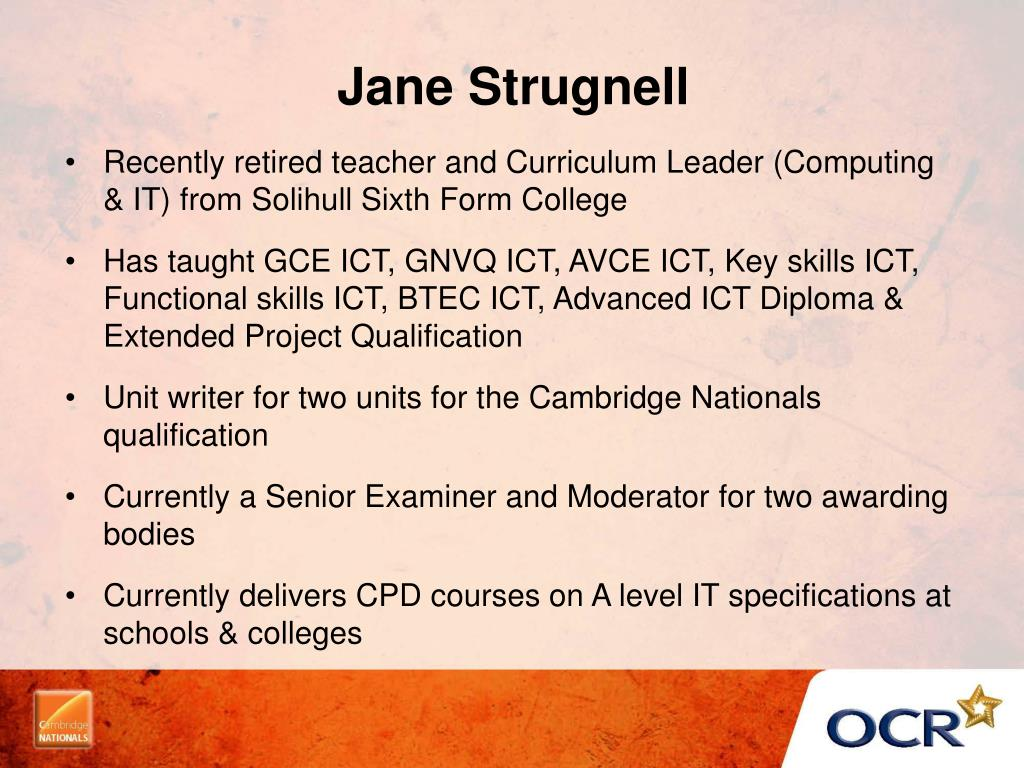 Jane Strugnell