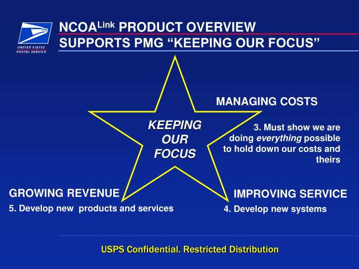 """SUPPORTS PMG """"KEEPING OUR FOCUS"""""""