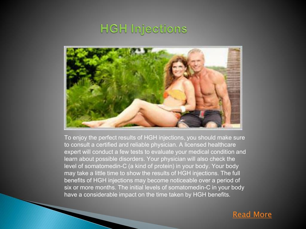 HGH Injections