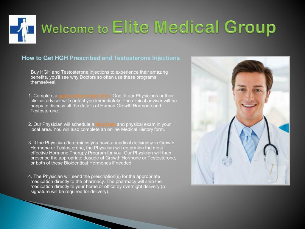 welcome to elite medical group