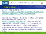 helpful links58