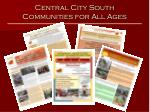 central city south communities for all ages44