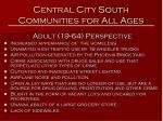 central city south communities for all ages6