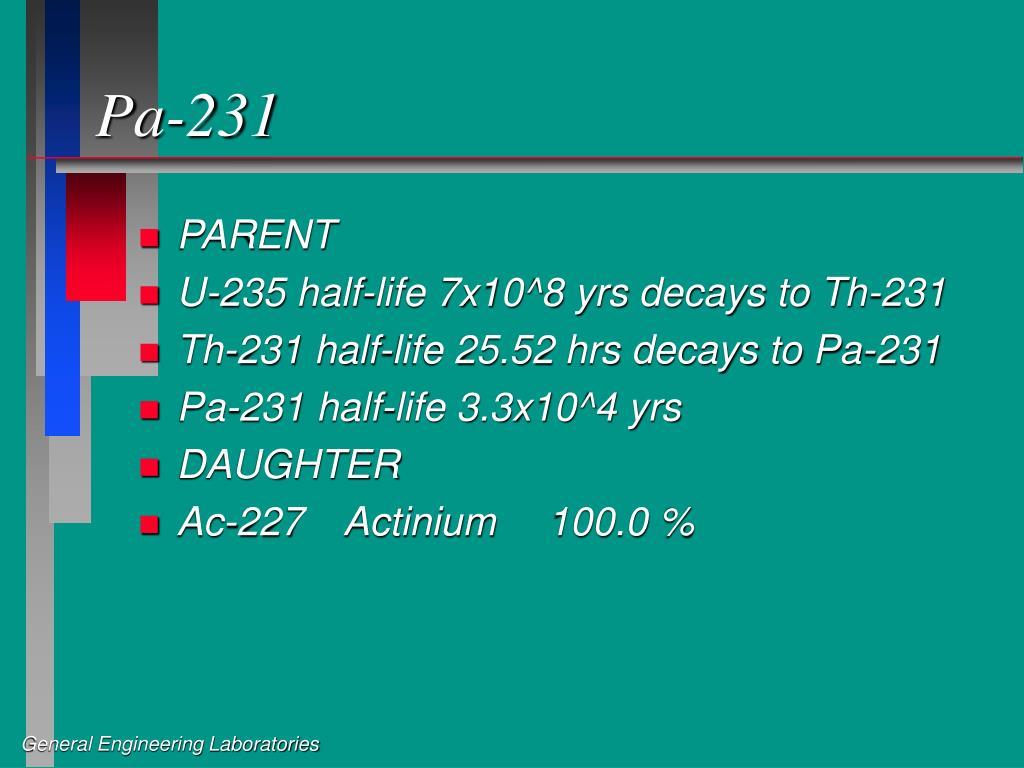 Pa-231