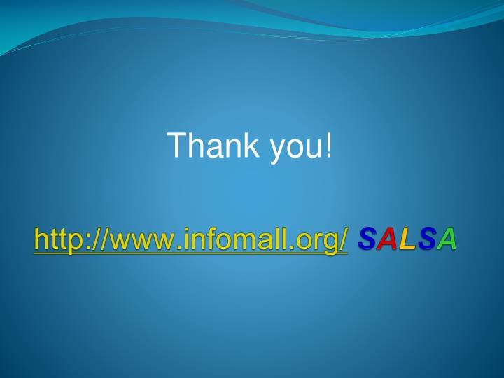 http://www.infomall.org/