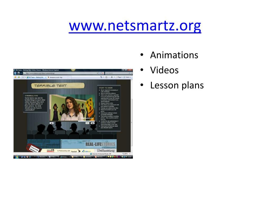 www.netsmartz.org