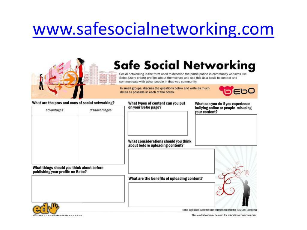 www.safesocialnetworking.com