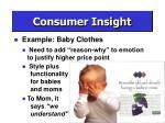 consumer insight38