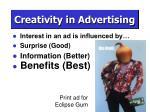 creativity in advertising12