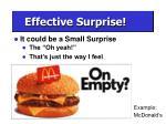 effective surprise29