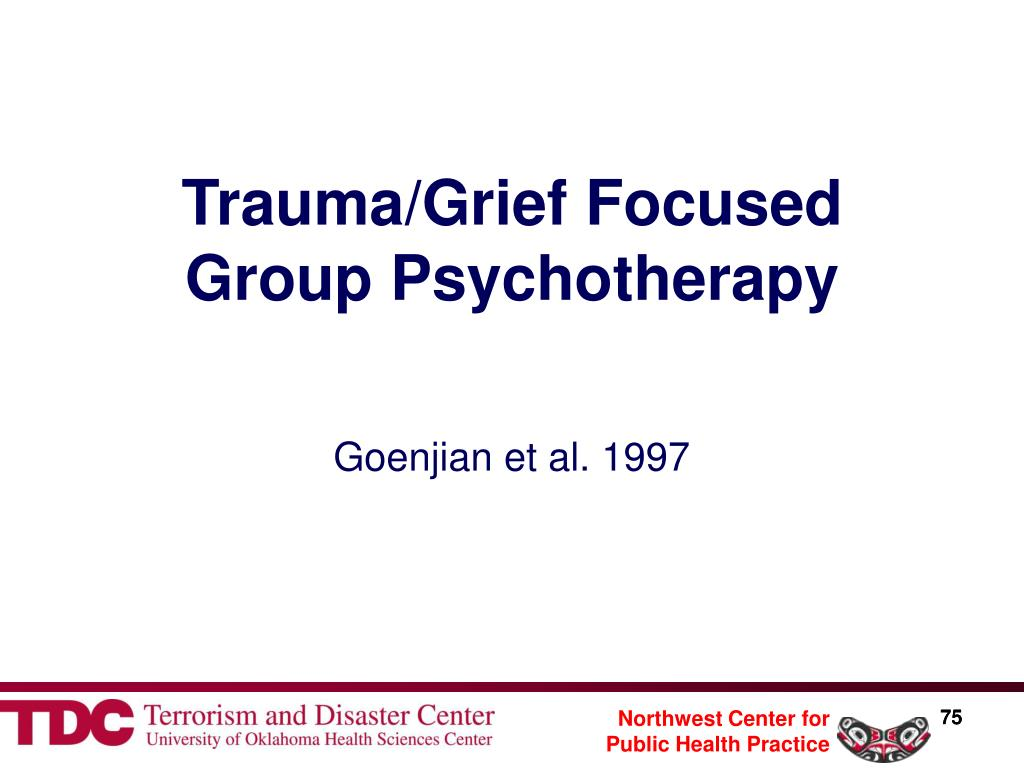 Trauma/Grief Focused